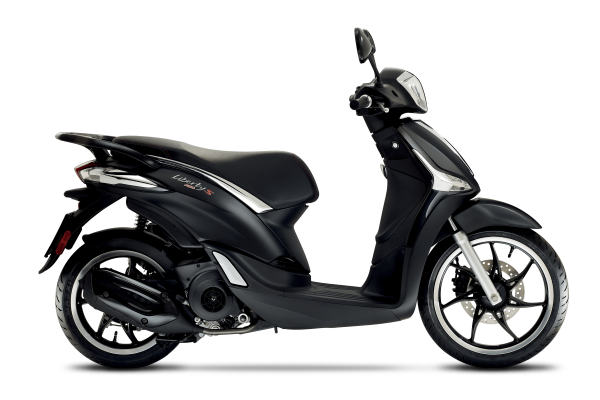 NEW LIBERTY 125 S iGET 4-TAKT ABS EURO 4