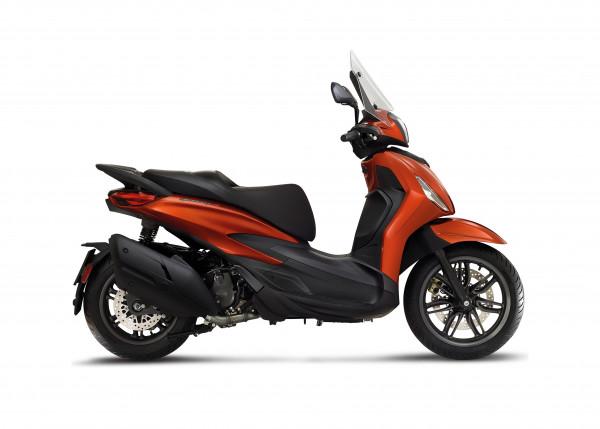 Piaggio BEVERLY 400 S E5
