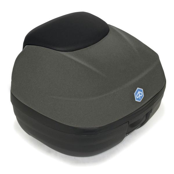 Topcase 37 Lit. Grigio Dust (785/A) MP3 500cc Business LT ABS E4 ab Bj. 2018-