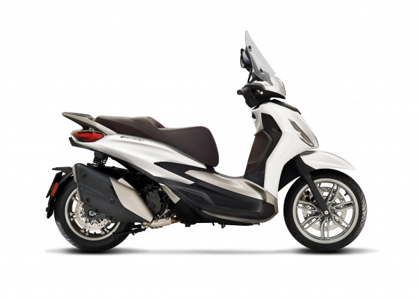 Piaggio BEVERLY 400 E5