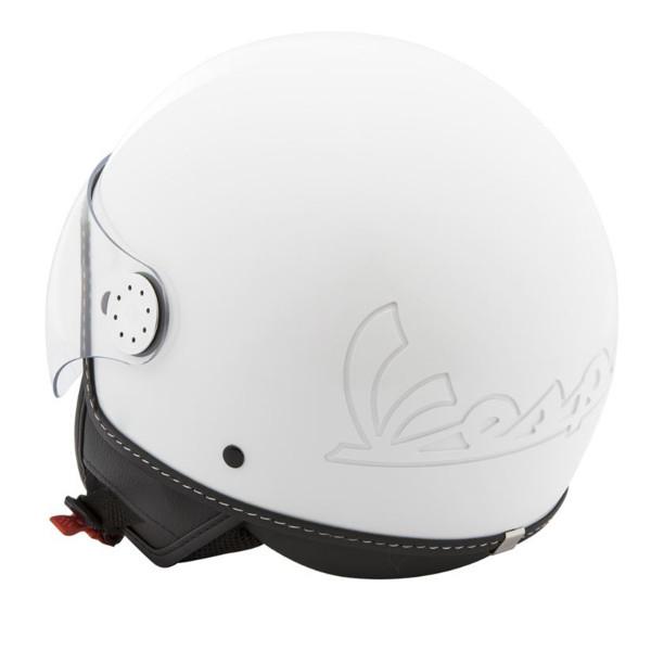 Jet-Helm VESPA VISOR 3.0 - bianco innocenza br (544)