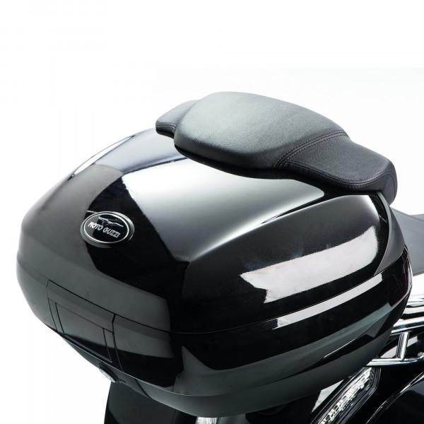 Topcase 50 Lit. schwarz California 1400 Touring/Custom Bj.2012-2017
