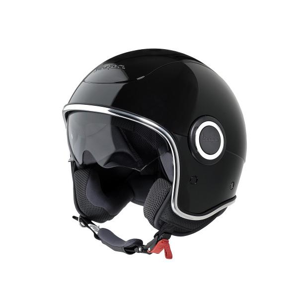 "Jet-Helm Vespa ""VJ-1"" schwarz Gr.M"