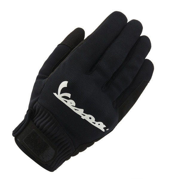 Handschuhe Vespa COLOR, schwarz Gr.XL