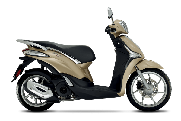 NEW LIBERTY 125 iGET 4-TAKT ABS EURO 4