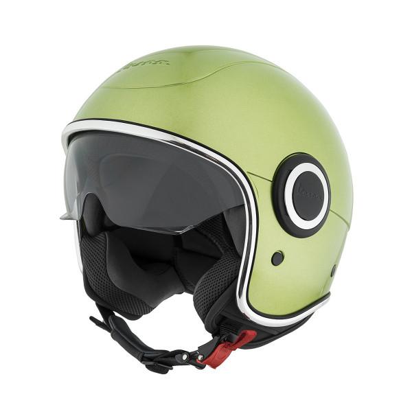 "Jet-Helm Vespa ""VJ-1"" verde speranza 341/A Gr.S"