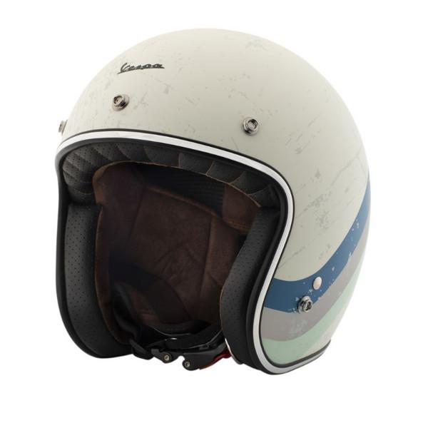 "Jet-Helm Vespa ""Heritage"" biancospino Gr.XS"