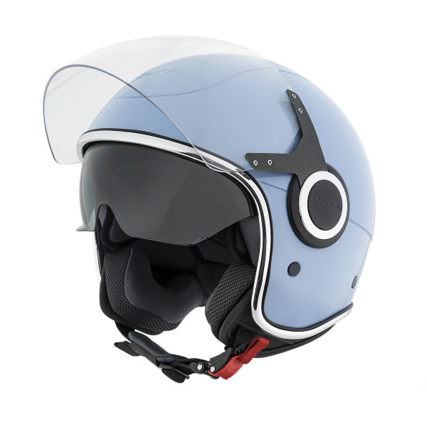 "Jet-Helm Vespa ""VJ"" azzurro incanto 279/A Gr.XL"