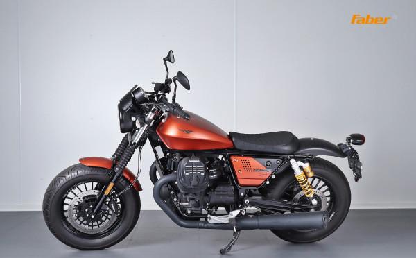 Moto Guzzi V9 Bobber ABS / ASR