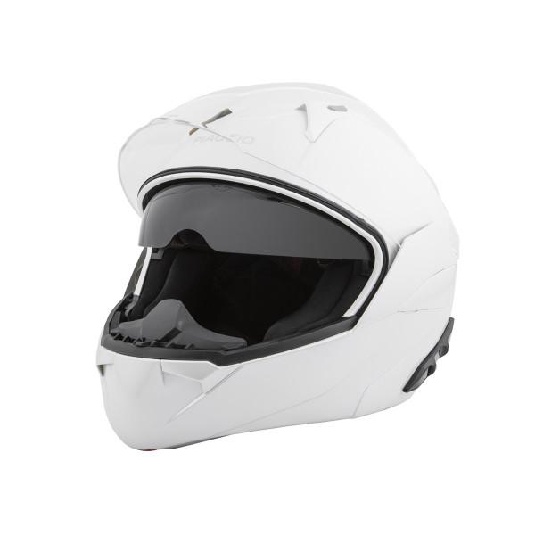 Piaggio Modular Helm weiß L
