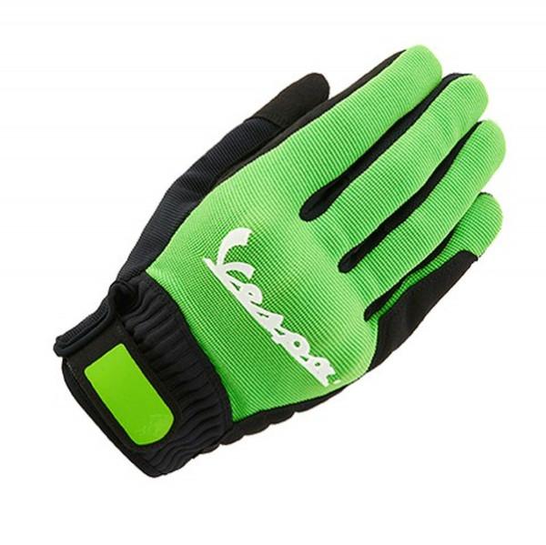 Handschuhe Vespa COLOR, grün Gr.S
