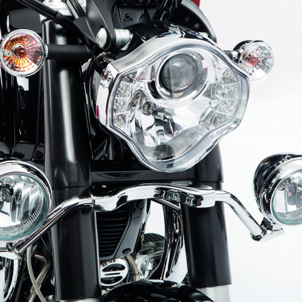 Zusatzscheinwerfer California 1400 Custom