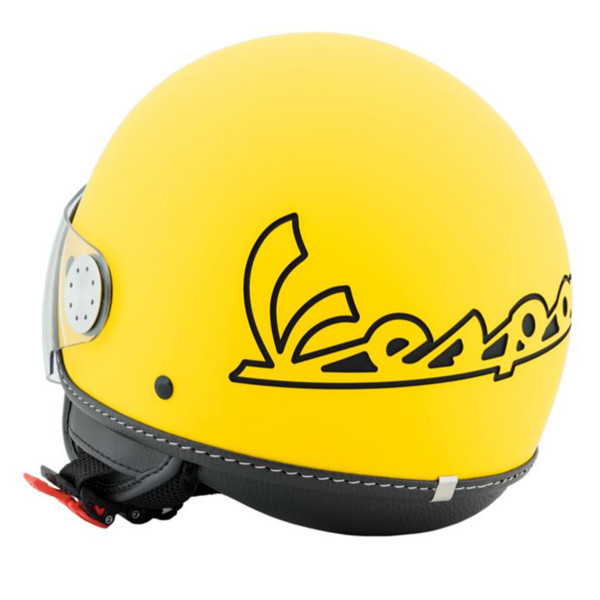 """Vespa """"Visor 3.0"""" giallo gelosia 974/A Gr.L"""