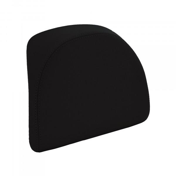 Rückenpolster schwarz mit grauer Naht für 32 Lit. Topcase NEW LIBERTY ab Bj.2017-