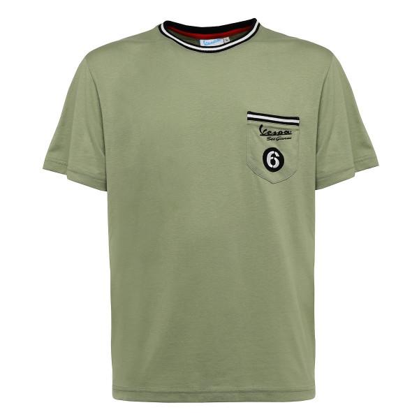 T-Shirt Vespa 6 Giorni L
