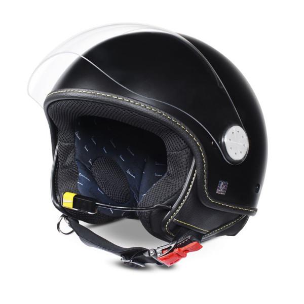 Jet-Helm Vespa Visor BT nero 98/A Super Tech Gr.S