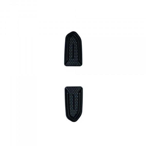 Fußrastenvergrößerung V7 III, schwarz