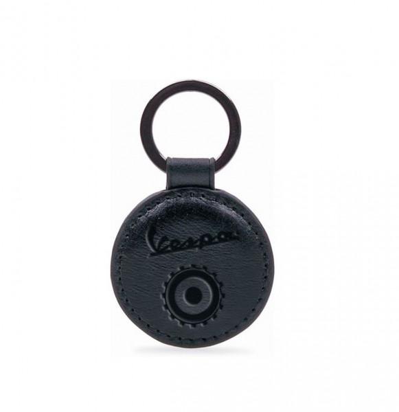 Schlüsselanhänger OPEN in Schwarz