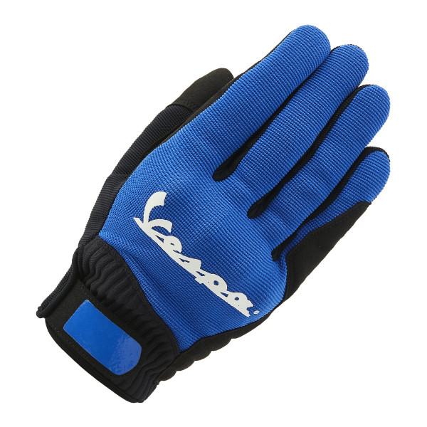 Handschuhe Vespa COLOR, blau Gr.M