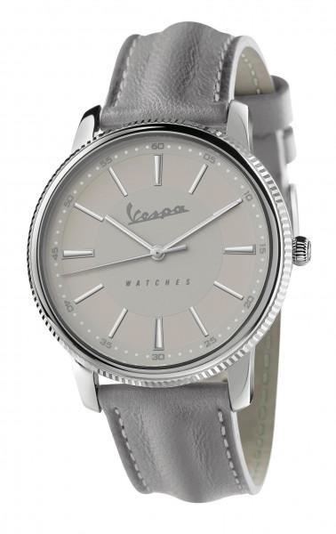 VESPA Uhr - Heritage grau