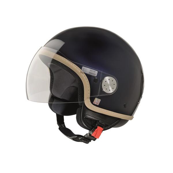 "Jet-Helm Vespa ""VISOR 2.0"", blau Gr.XS"