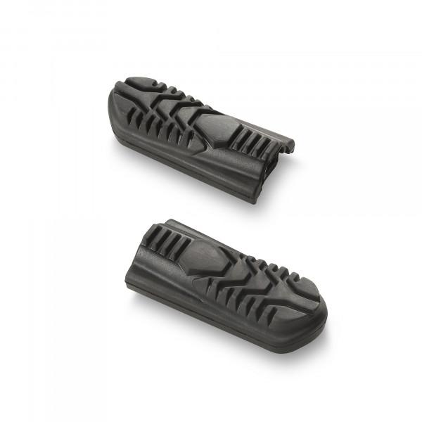 Fußrasten Gummi Antivibrationsgummi schwarz