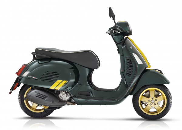 VESPA GTS 300 hpe Racing Sixties ABS/ASR