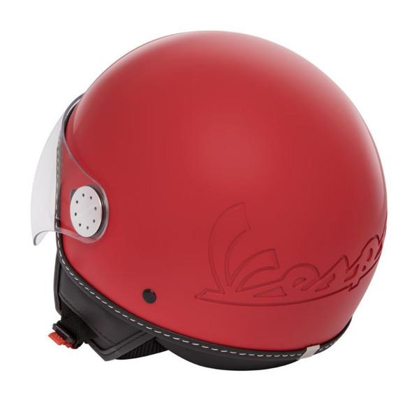 """Vespa """"Visor 3.0"""" rosso profondo 896/A Gr.XL"""