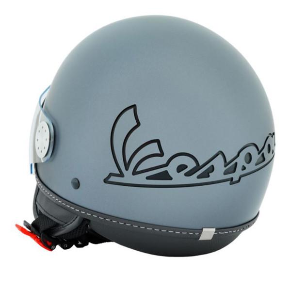 """Vespa """"Visor 3.0"""" grigio titanio 707/C Gr.XS"""
