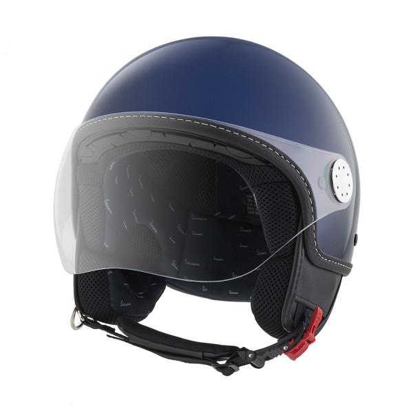 Jet-Helm VESPA VISOR 3.0 - blau 289/A