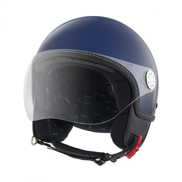 "Jet-Helm Vespa ""Visor 3.0"", blau 289/A Gr.S"