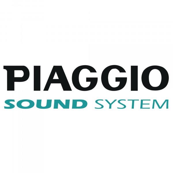 Installationskit für PIAGGIO Sound-System VESPA 946