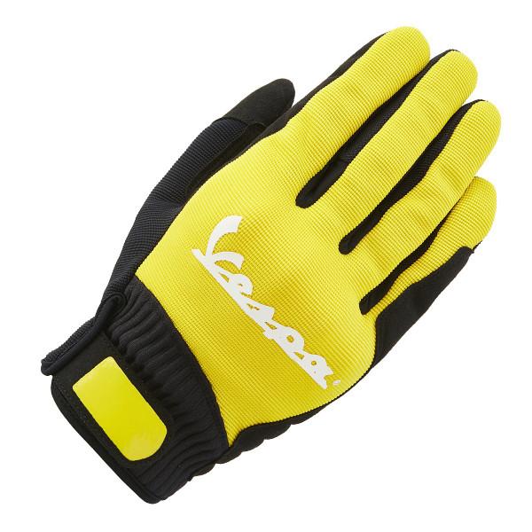 Handschuhe Vespa COLOR, gelb Gr.XL