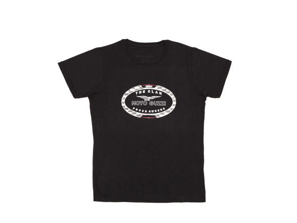 T-Shirt THE CLAN schwarz S