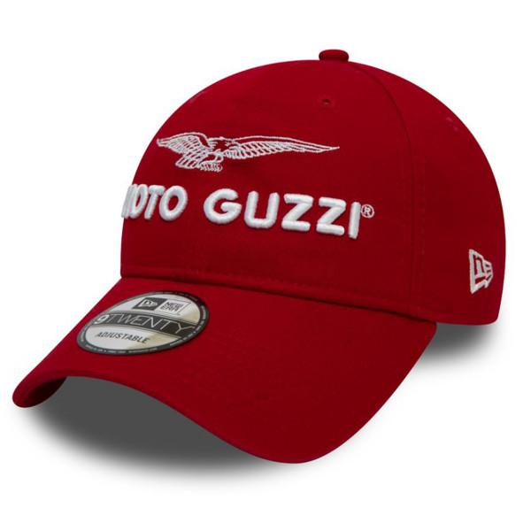 Kappe Moto Guzzi 9Twenty 920 Scarlet Washed