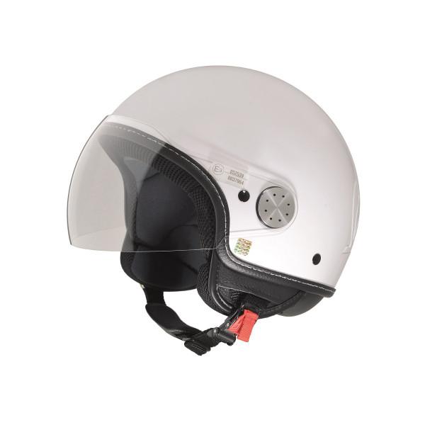 "Jet-Helm Vespa ""VISOR 2.0"", weiß Gr.XS"