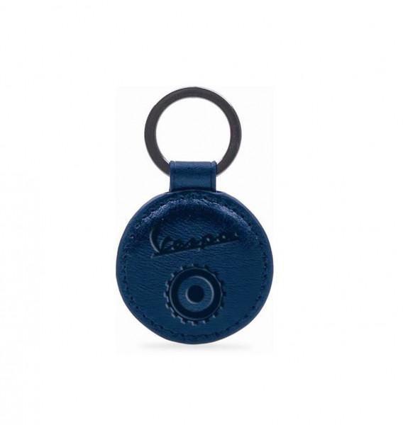Schlüsselanhänger OPEN in Dunkelblau