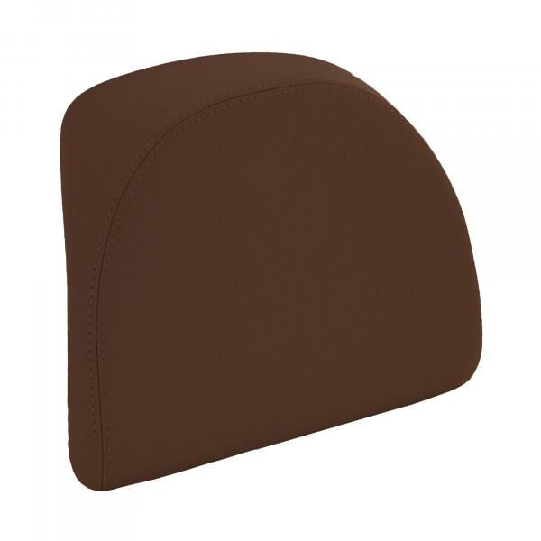 Rückenpolster braun für 32 Lit. Topcase MEDLEY 125/150ie E4