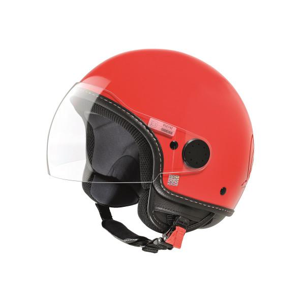 """Jet-Helm Vespa """"VISOR 2.0"""", rosso dragon Gr.L"""
