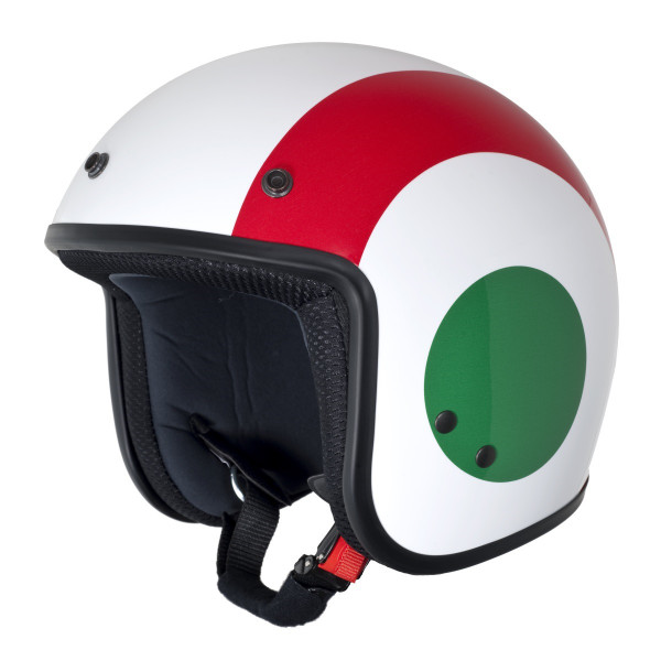 "Jet-Helm Vespa ""NAZIONI"" Italien Gr.M"