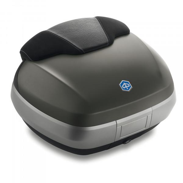 Topcase 50 Lit. Grigio Dust (785/A) MP3 500ie BUSINESS LT ABS E4 ab Bj. 2018-