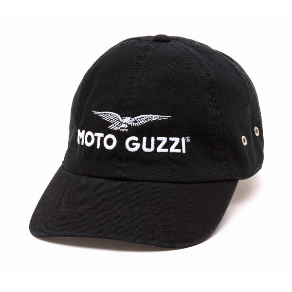 Kappe MOTO GUZZI THE CLAN schwarz