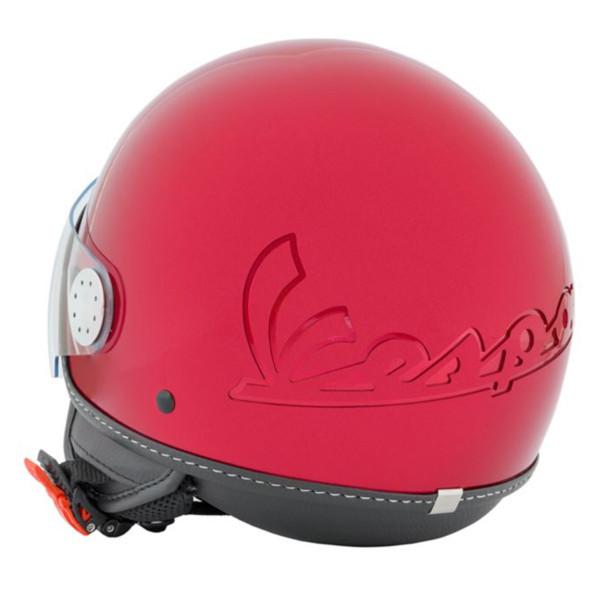 Jet-Helm VESPA VISOR 3.0 - rosso vignola 880/A