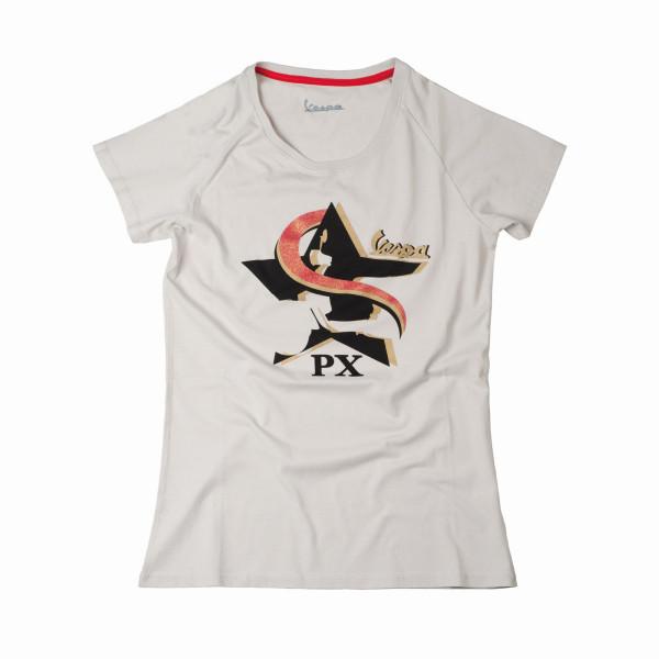T-Shirt Vespa beige w L