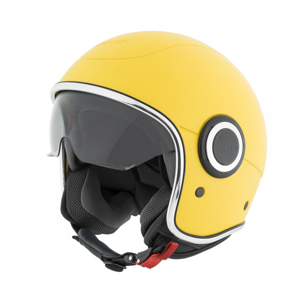 "Jet-Helm Vespa ""VJ-1"" giallo gelosia 974/A Gr.XS"