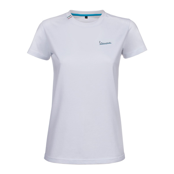T-Shirt Vespa Damen GRAPHIC in weiß Gr.M