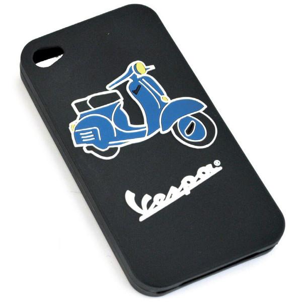 iPhone Cover - VESPA blau