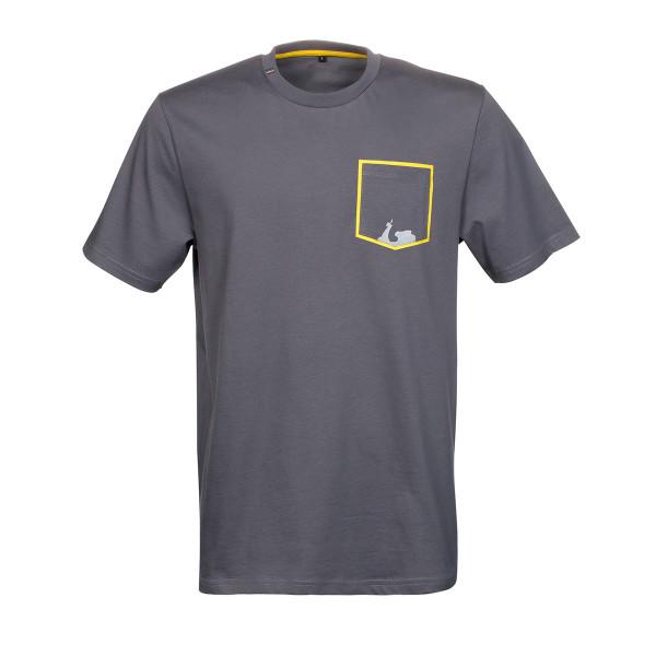 T-Shirt Vespa Herren GRAPHIC in grau Gr.2XL