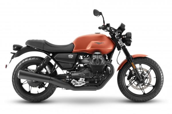 Moto Guzzi V7 Stone E5