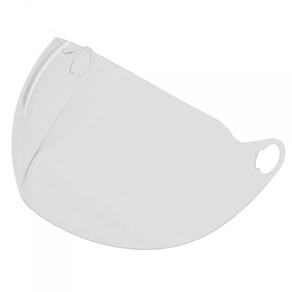 Visier lang für V-Stripes Helm, klar